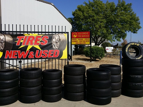 Goodyear tires at Elk Grove Tire Shop